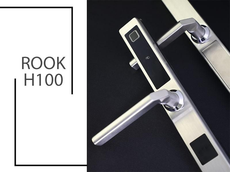 قفل دیجیتال روک h100