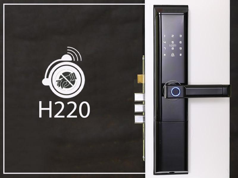 قفل دیجیتال h220