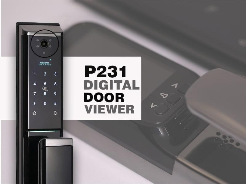 قفل هوشمند روک p231
