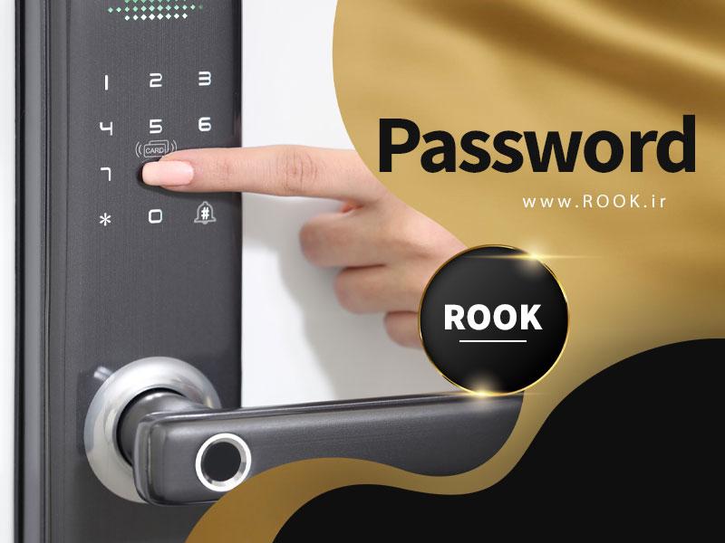 دسترسی های قفل رمزی روک