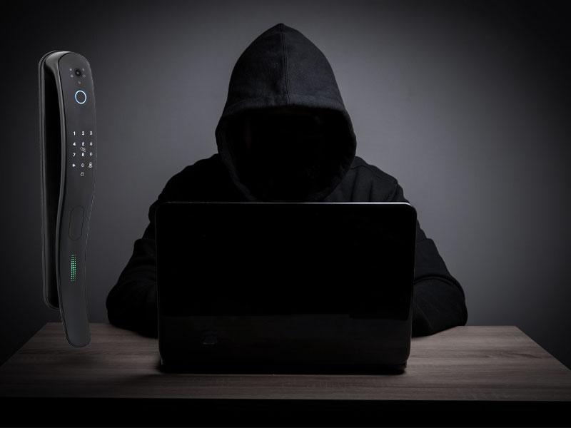 هک قفل دیجیتال