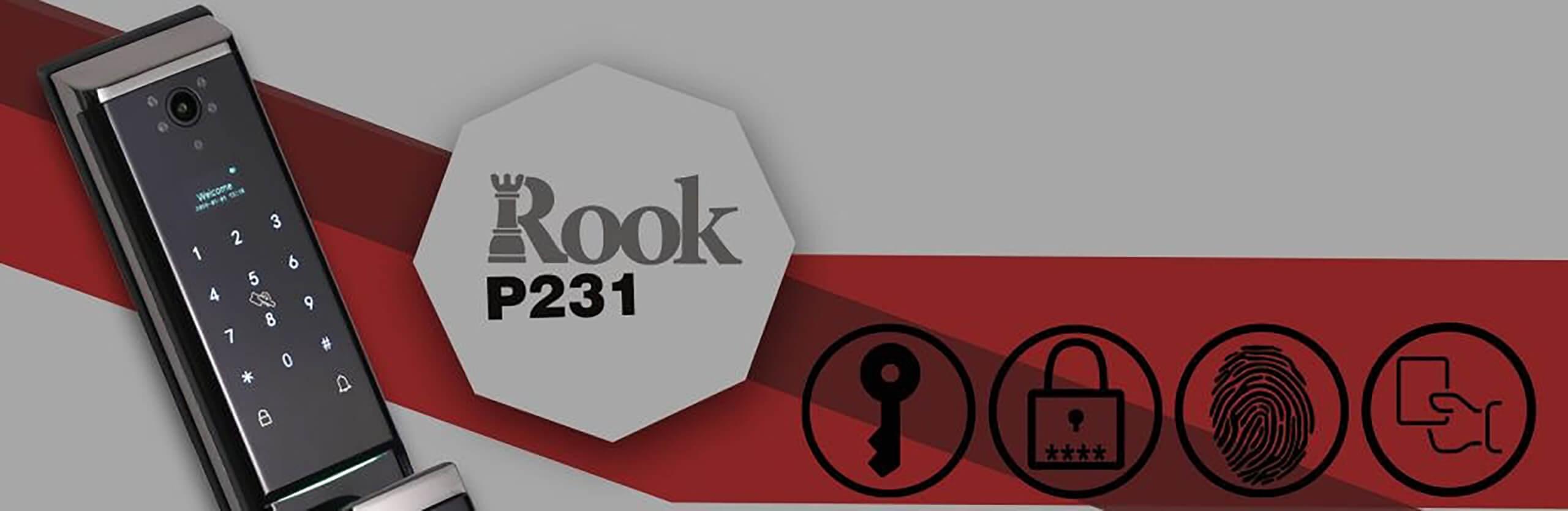قفل-دیجیتال-روک-P231